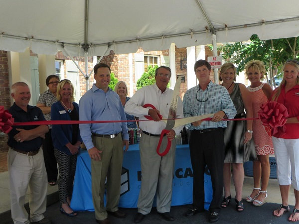 Macon Office Ribbon Cutting